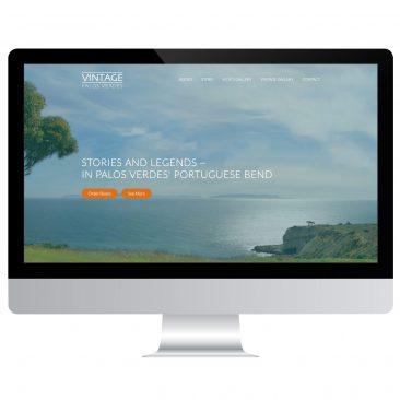 Vintage Palos Verdes Website